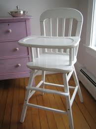 Grieving the high chair